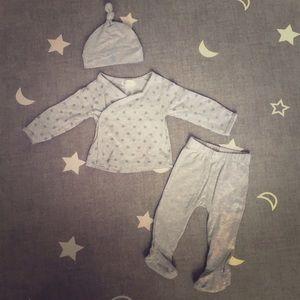 Bloomingdale's Matching Sets - Bloomies Baby Pajama Set